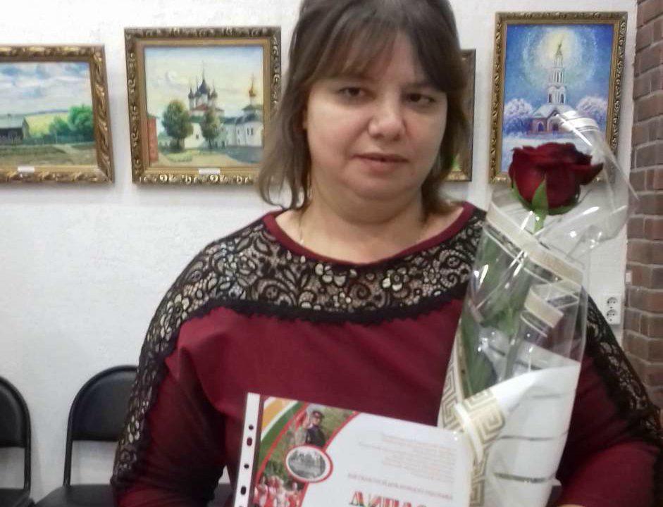 Празднование Дня клубного работника Рязанской области