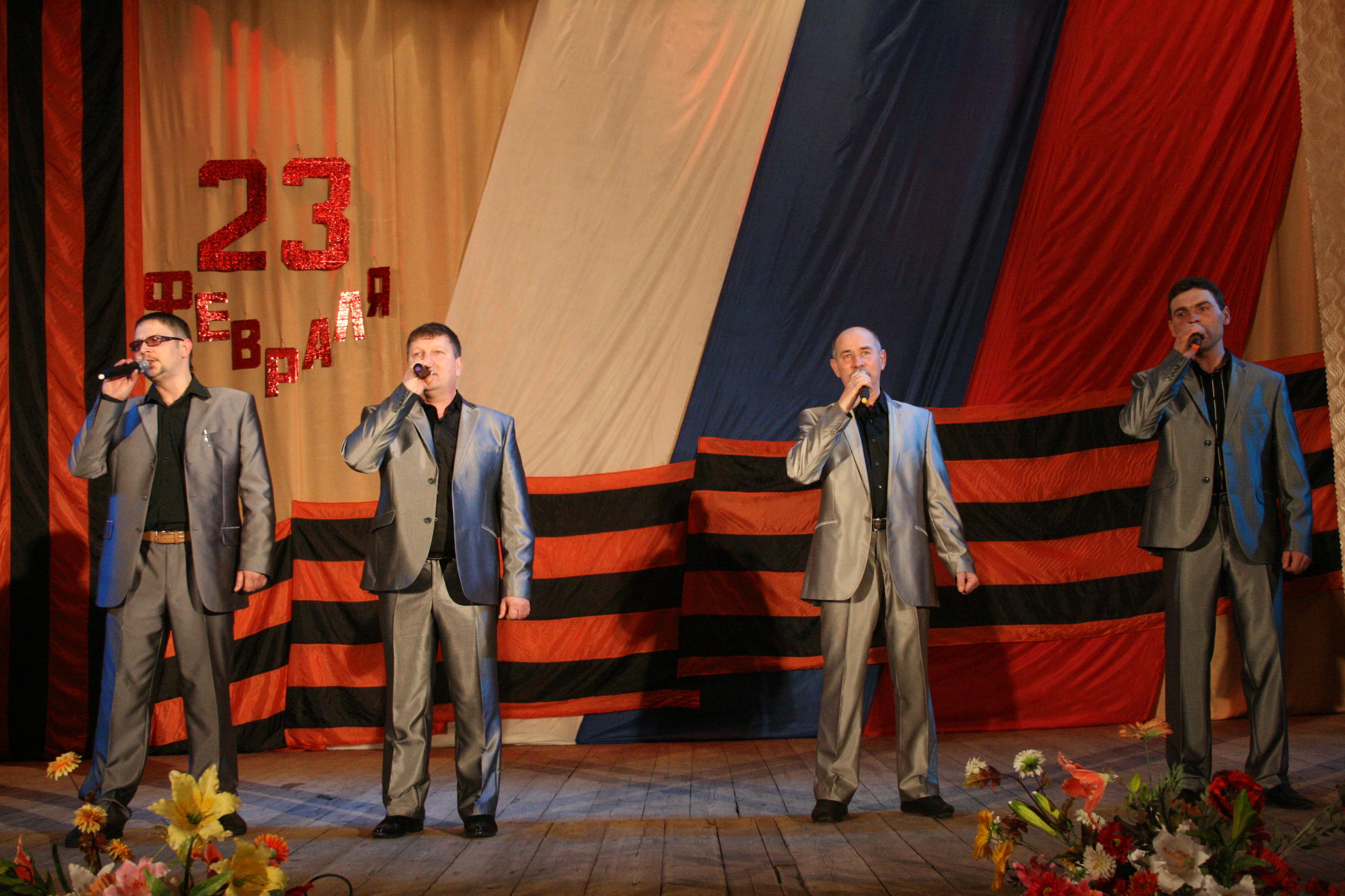 Вокальный ансамбль «Братцы»