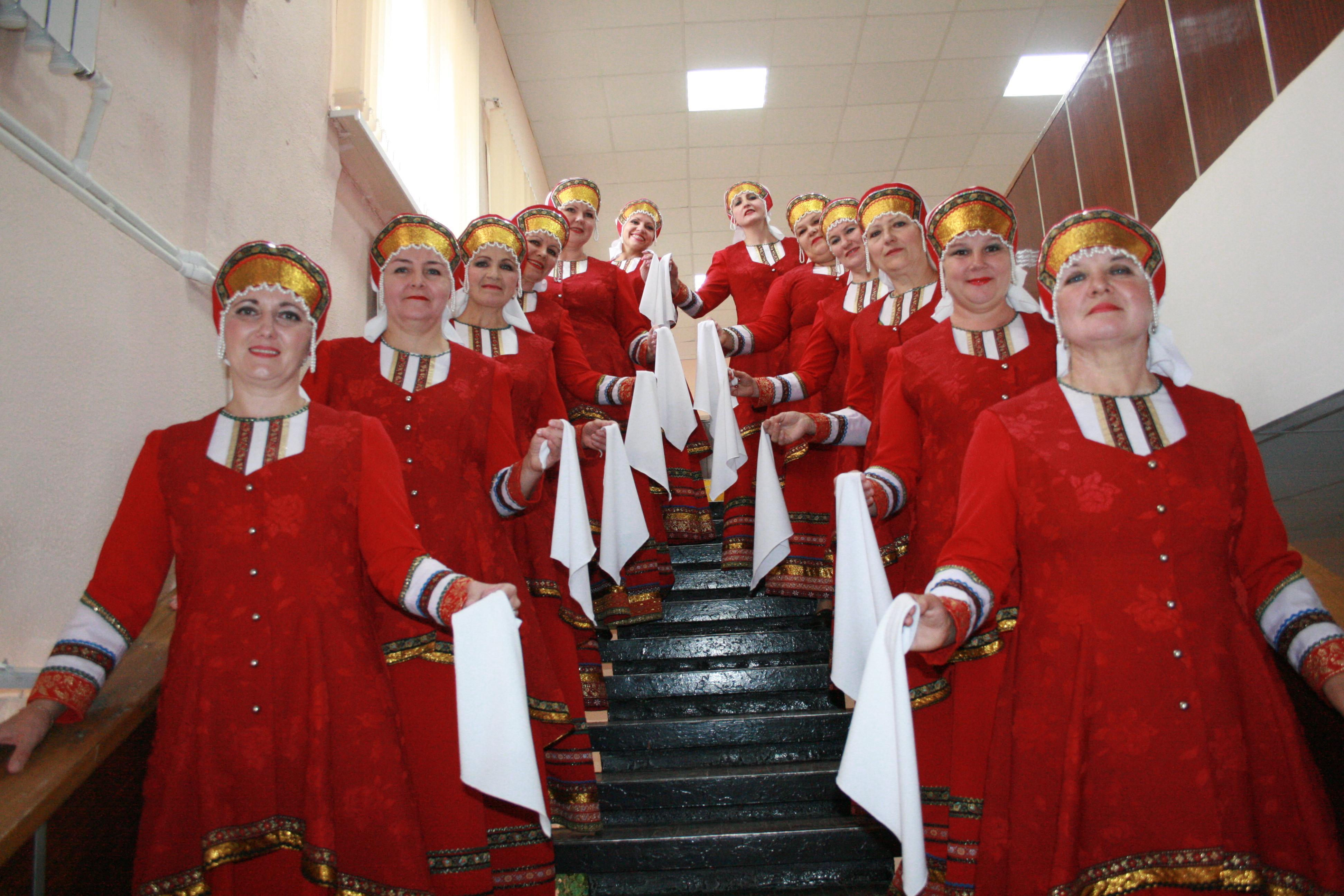Вокальный ансамбль «Заряна»